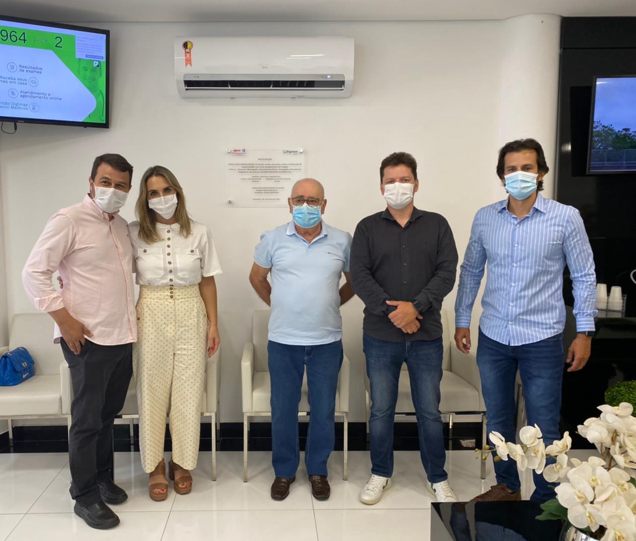 Digimax Americana - Unidade Hospital São Francisco conclui obras de padronização