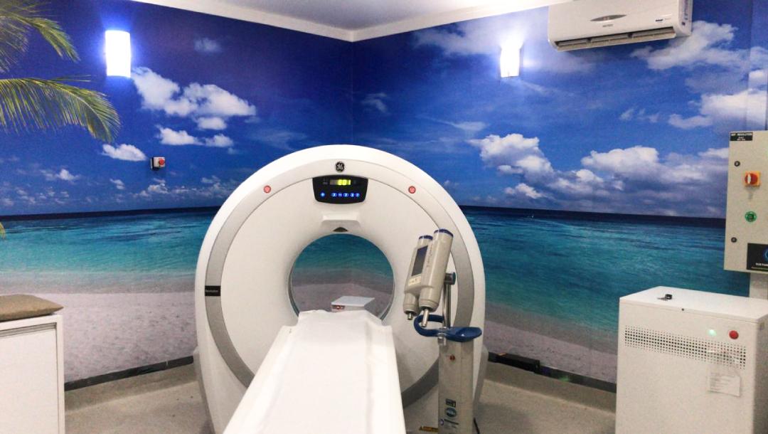 Digimax Fraiburgo conta com salas humanizadas para a realização de exames