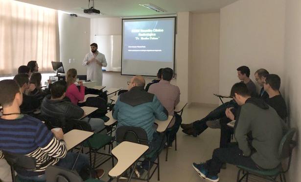 Digimax promove em Joaçaba a XXXIII Reunião Clínico Radiológica Dr. Rosalino Dalasen