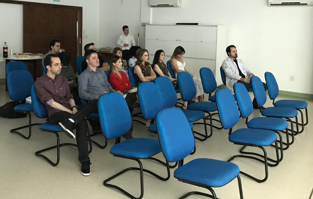 Digimax promove XXXVII Reunião Clínico Radiológica Dr. Rosalino Dalasen